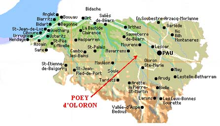 Pyrénées altantiques (64)